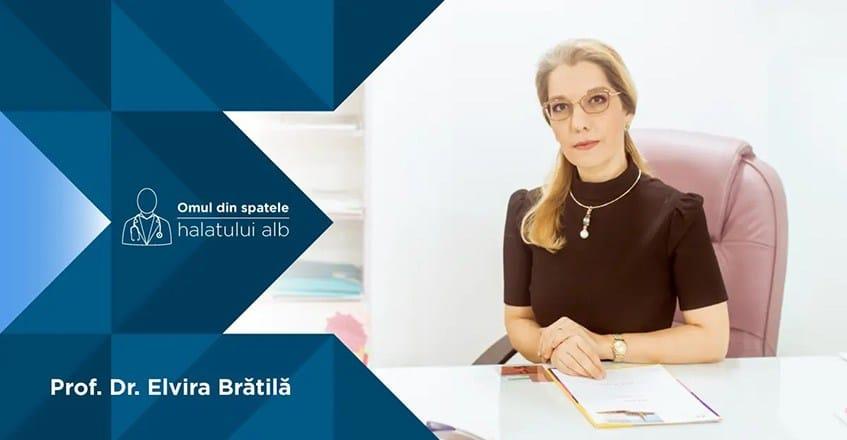 Dr. Elvira Brătilă