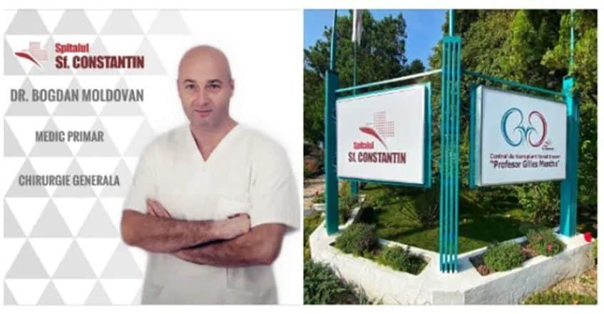 Transplant renal la Spitalul Sf Constantin din Brașov