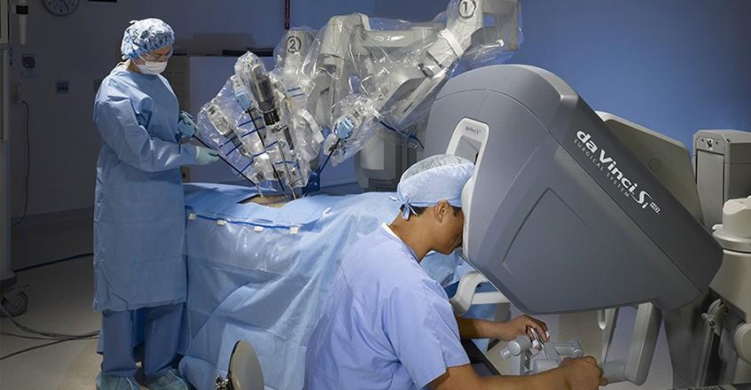 Chirurgia robotică în tratamentul tumorilor renale